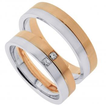 wedding ringw with engraved line