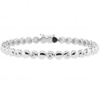 tennis bracelet brilliant in pots